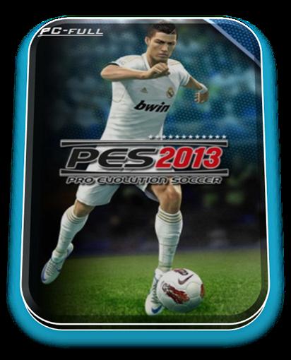 Pes 2013 Pc Edições Evolution: Pes 2013 PC Full Parches Esp + Liga Chilena Mega