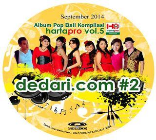 Album Dedari Com Vol 01