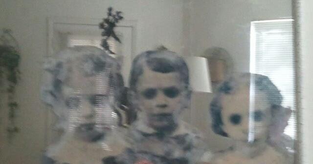 Ghost Hunting Theories Black Eyed Children Halloween Decor