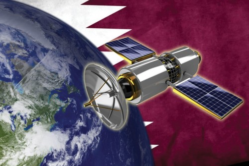 مصادر مسؤولة فى ليبيا تتهم دولة قطر بسرقة القمر الصناعى سهيل سات