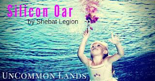 """Silicon Oar"" by Shebat Legion"