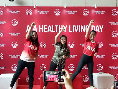 AIA Healthy Living Day
