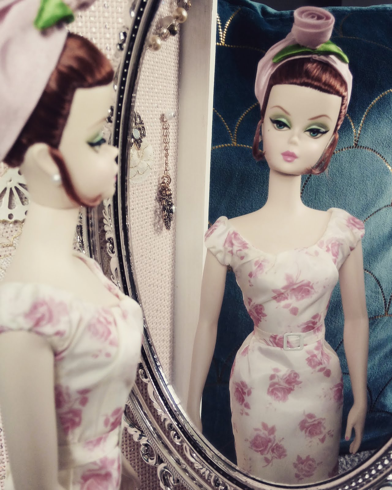 Luncheon Ensemble Barbie® Doll 2013