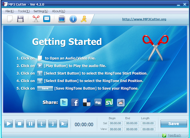 MP3 Cutter 4.2.0 Free Download