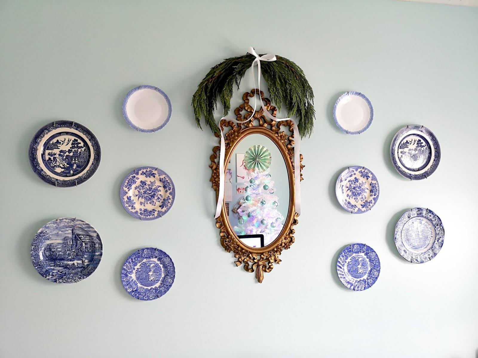 Tiffany blue christmas decor