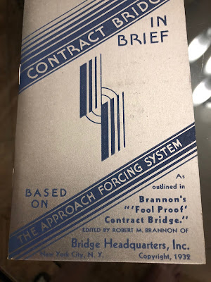 Brannon's Full Proof Contract Bridge System
