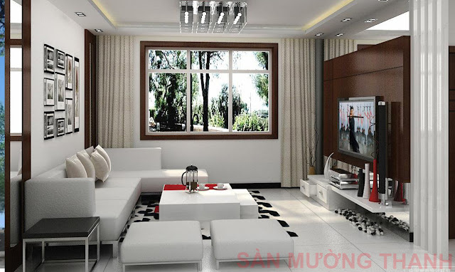 Thiết kế căn hộ chung cư thanh hà cienco 5 Hà Đông