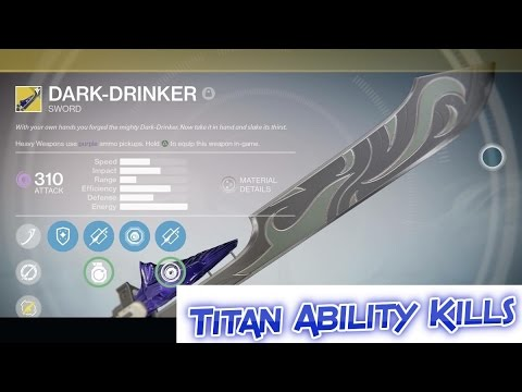 Destiny tip the best way to grind ability kills for exotic swords