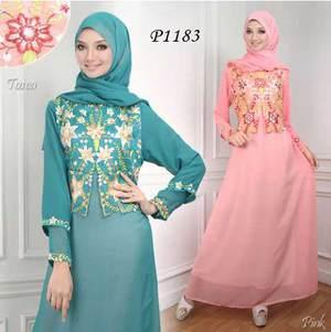Baju Muslim modis modern