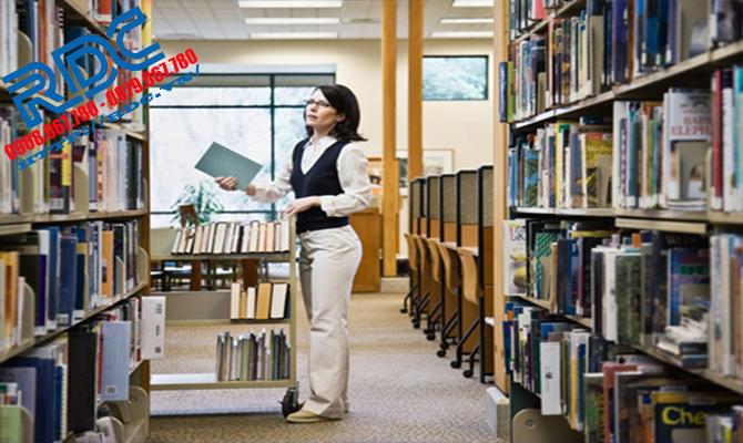 """Mở lớp ngắn hạn đào tạo Nghiệp vụ """"Thông tin – Thư viện"""