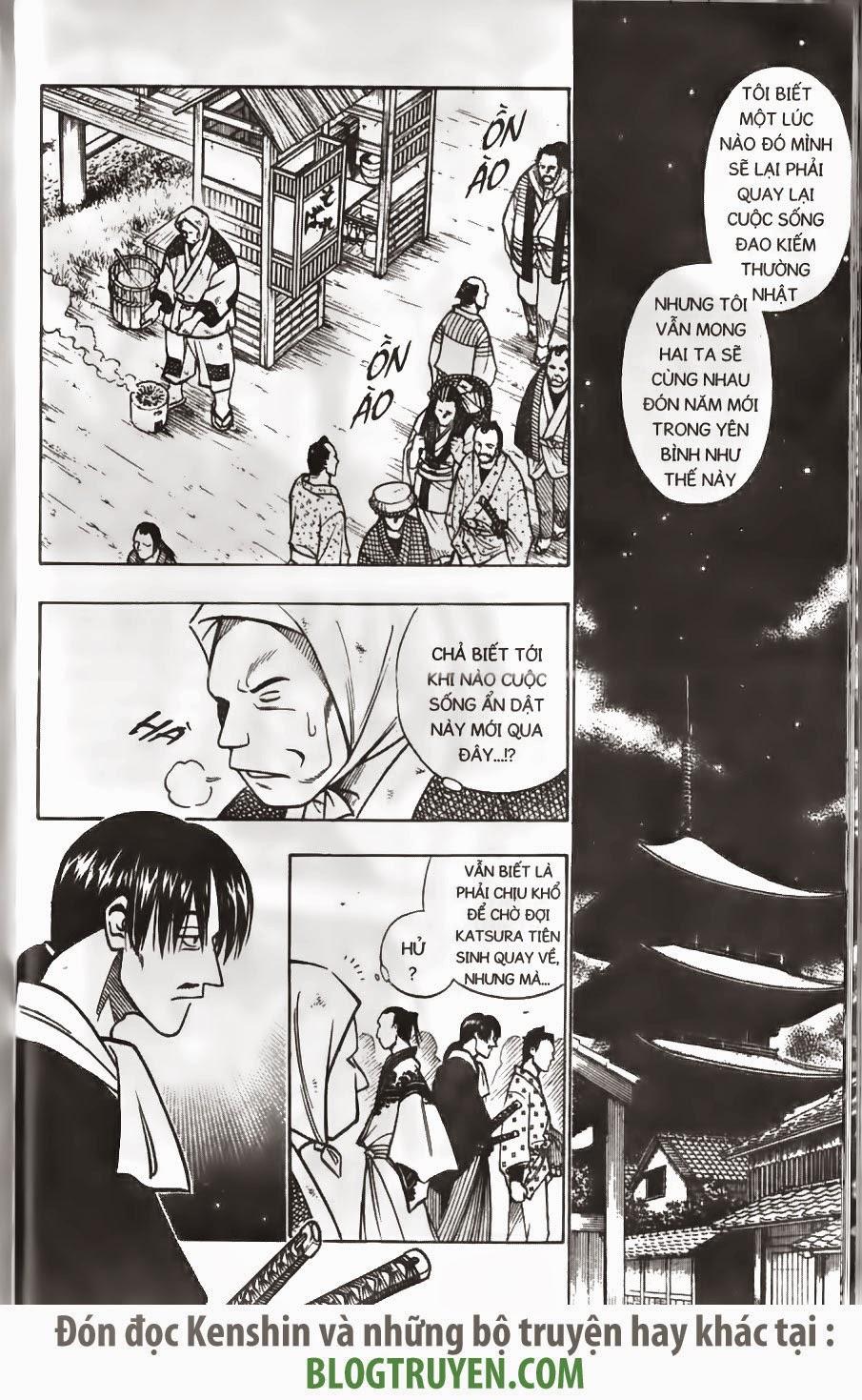 Rurouni Kenshin chap 172 trang 14