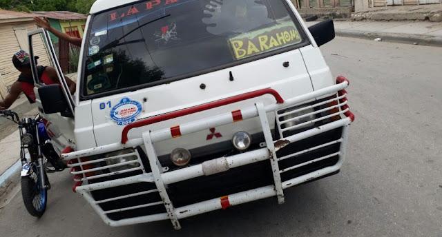 Militar de RD hiere haitiana viajaba en minibús que evadió retén