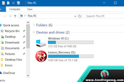 Tips on Creating Your Own Recovery Partition