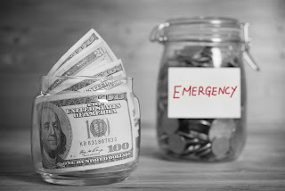 Emergency Cash Jar