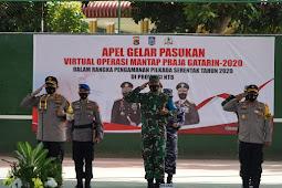 Ahmad Rizal Ramdhani Ungkap TNI-Polri Siap Amankan Pilkada Serentak Tahun 2020 di NTB