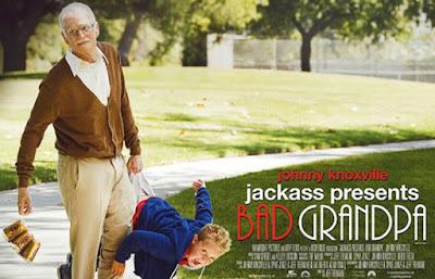 بوستر فيلم Bad Grandpa