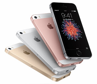 Apple iPhone SE Now Official, A 6s/6s Plus In A 4-inch Body