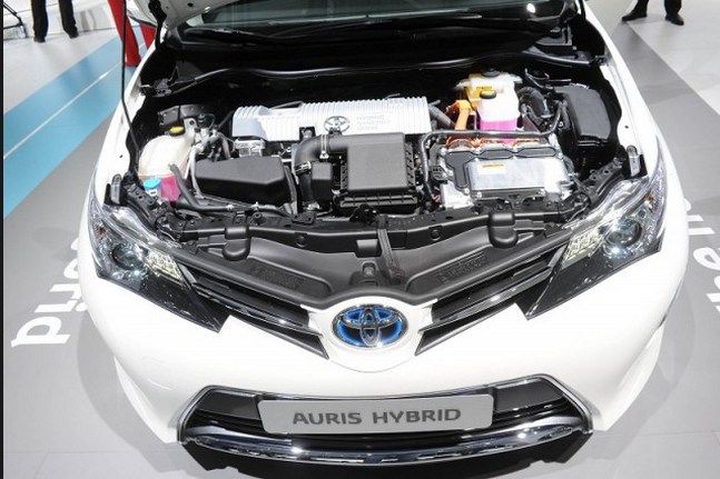 Road Test - Toyota Auris Touring Sports Excel 1.8 VVT-i Hybrid