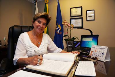 Ponta Grossa: Elizabeth Schmidt assume prefeitura a partir de hoje (14)