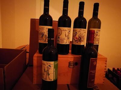 grero tabarrini vino