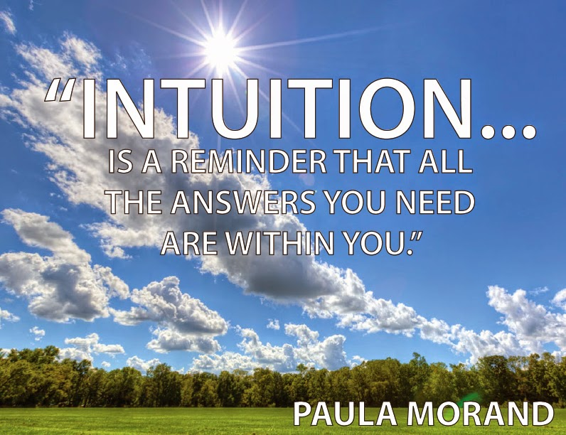 Paula Morand | ALL THE ANSWERS YOU NEED ARE WITHIN YOU