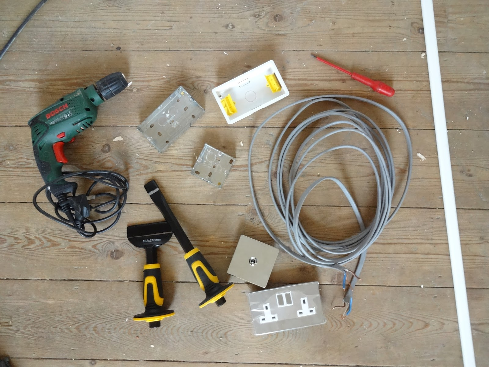 Tools for electrical jobs