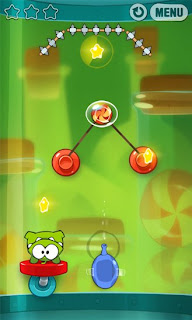Cut the Rope: Experiments for Windows Phone