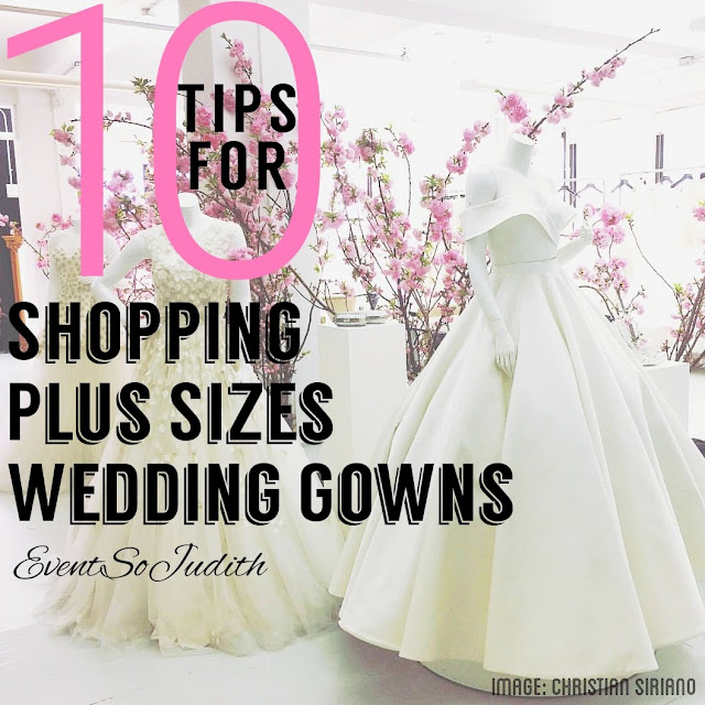 Wedding gown Shopping, Plus Size Wedding Gowns, Tips