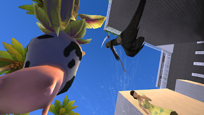 sims 4 cowplant death first person