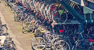 Bicicletas y transporte público