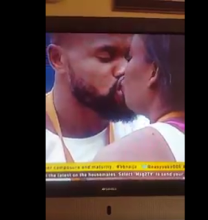 Kissing spree, big brother naija, Big Brother Nigeria, Entertainment,