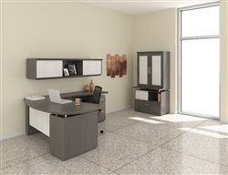 Gray Office Furniture from Mayline