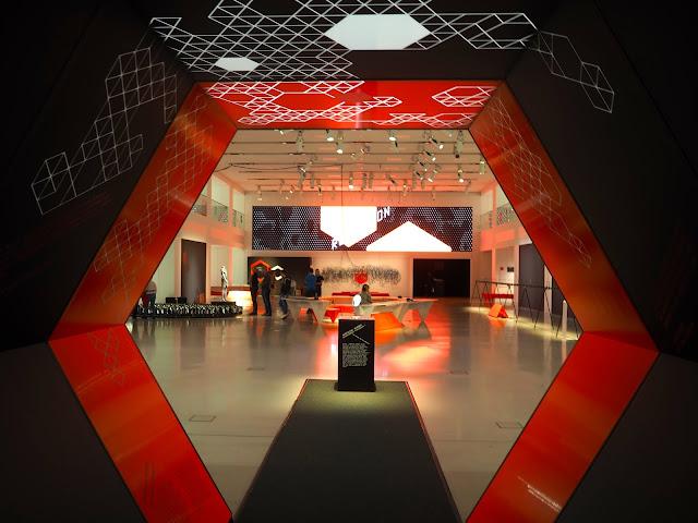 ARS Electronics in Volkswagen Group Forum, Berlin, Germany