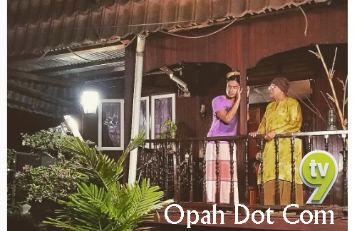 Sinopsis telemovie Opah Dot Com TV9, pelakon dan gambar telemovie Opah Dot Com TV9