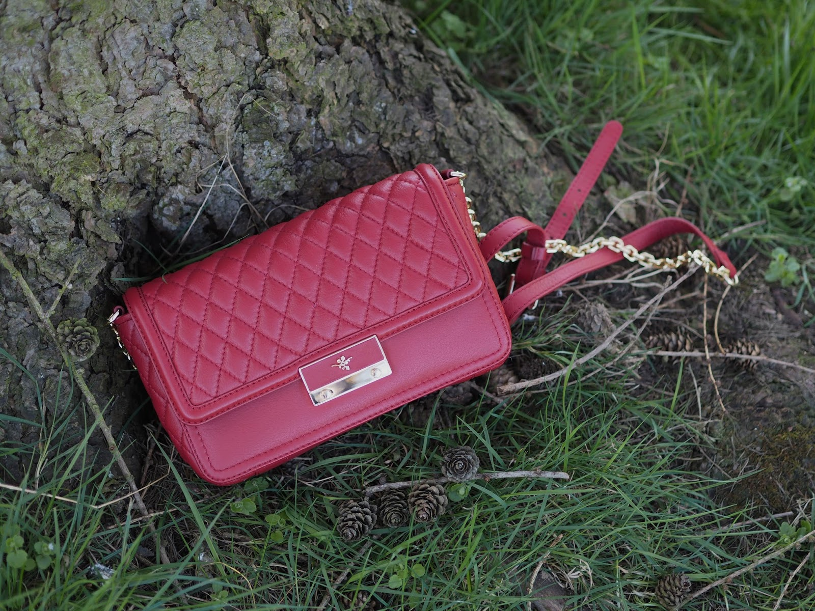Ilex London Fiona Cross Body Bag