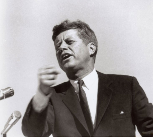 Donald Trump approves the release of over 2,800 previously classified records relating to the assassination of JFK