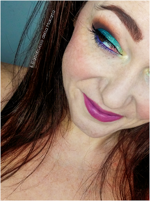 makeup 2 Vibrant eyeshadow review mesauda ombretto cotto perlato green verde