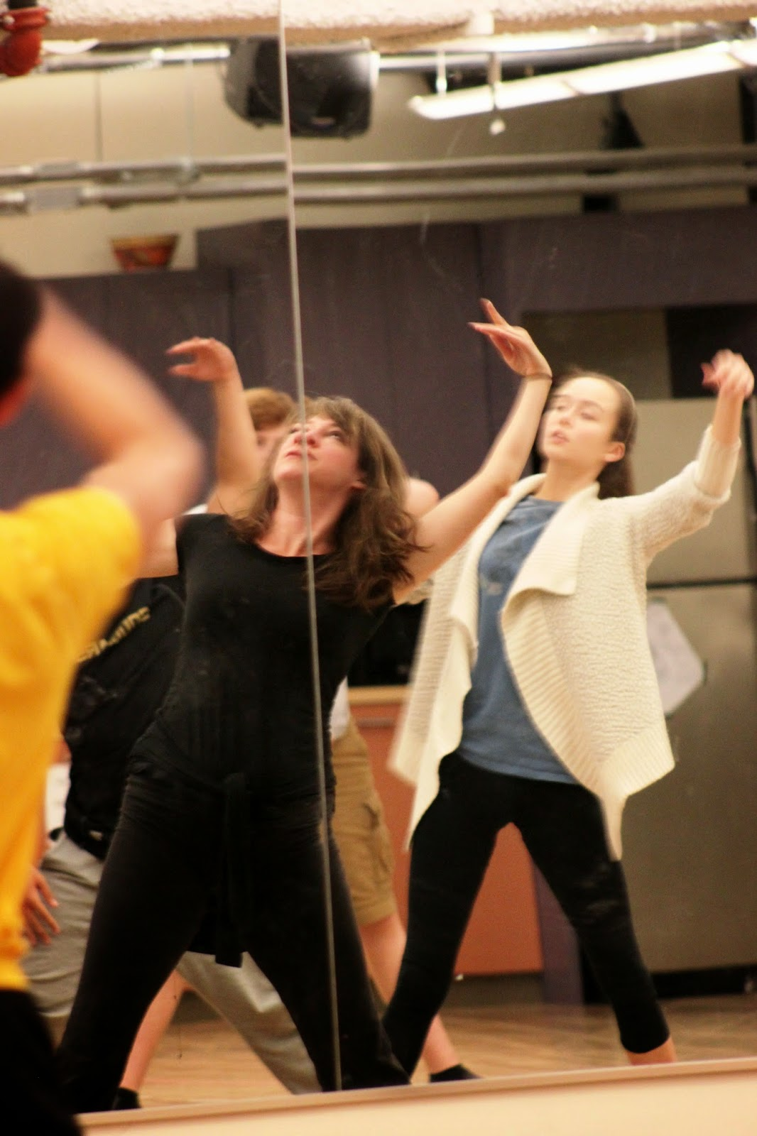 Stage One - From Fosse to Kelly ~ From the Classroom