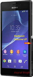 fastboot - Unlock Bootloader On Sony Xperia M2