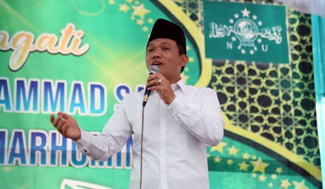 Bupati Lumajang Thoriqul Haq, M.ML.