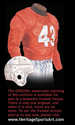 San Francisco 49ers 1946 uniform