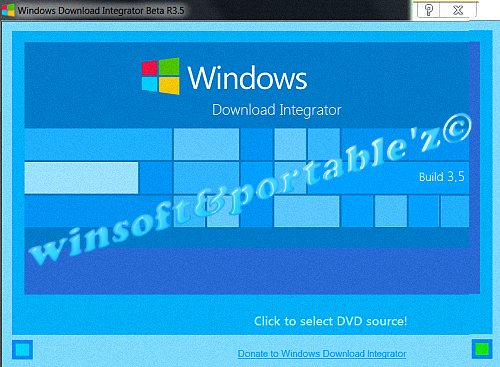 winsoft&portable'z: Windows Download Integrator v 3 5