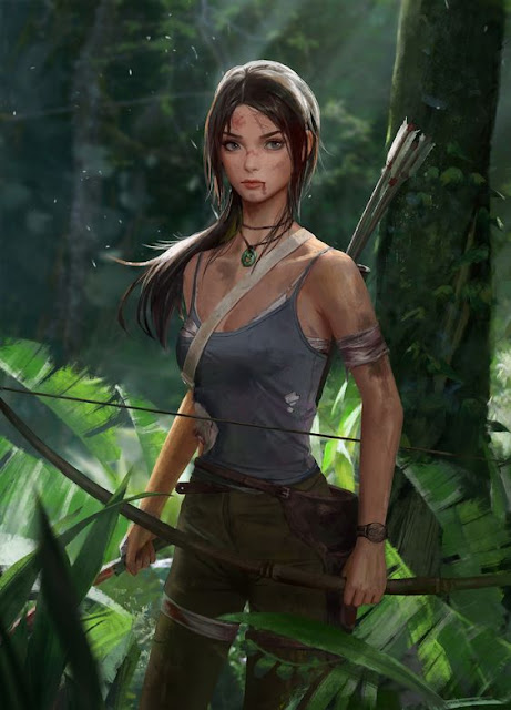 Tomb Raider Wallpaper