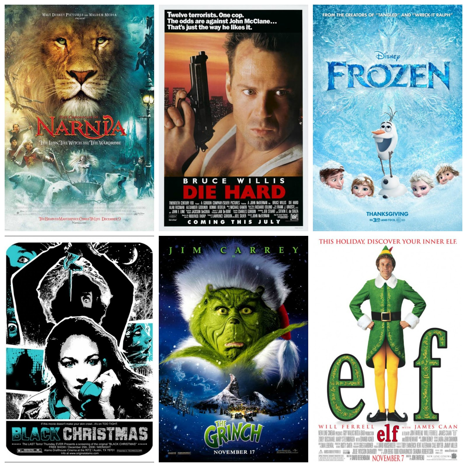 christmas films to watch this december 1