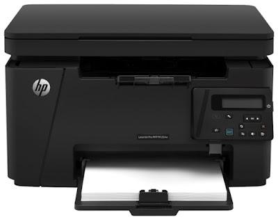 HP LaserJet Pro MFP M125rnw Driver Download