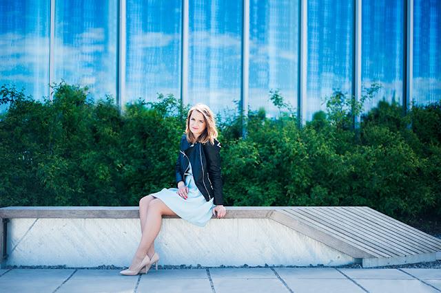 Sesja kobieca - Joanna Loch | Lublin | Tarasy Zamkowe