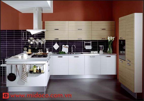 Phụ kiện tủ bếp giá rẻ MIDACO giúp bạn tân trang phòng bếp hiệu quả