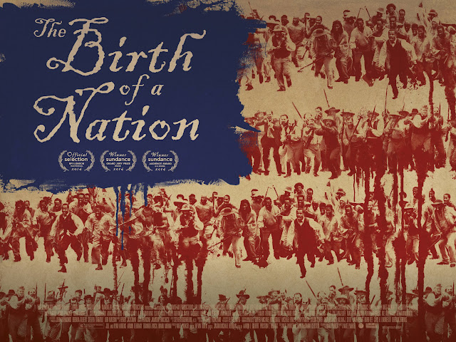 THE BIRTH OF A NATION QUAD POSTER