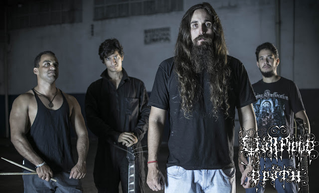 Warfield Death: Eleita banda revelação de 2017 segundo site Metal Na Lata, confira!
